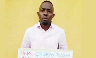 FBI-wanted suspect arrested in Ilorin