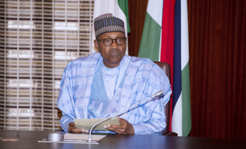 Buhari signs executive order on ending open defecation by 2025