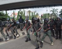 Police arrest three armed robbery suspects 'terrorising' Lagos community