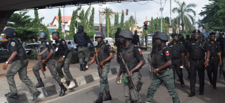 Police arrest three armed robbery suspects 'terrorising' Lagos community