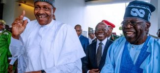 Oshiomhole: Buhari can no longer be referred to as 'Baba go slow'