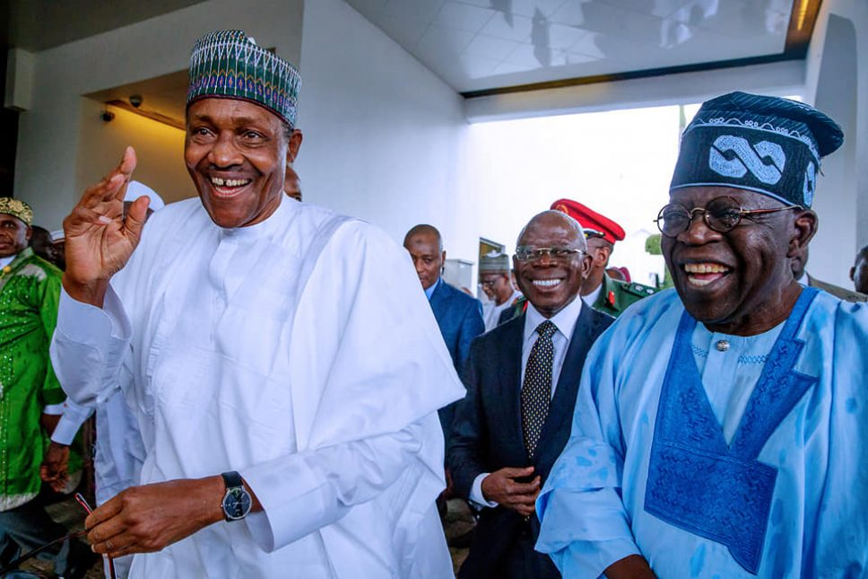 Photos from ministerial inauguration
