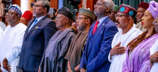 Buhari bars ministers from overseas trips over budget