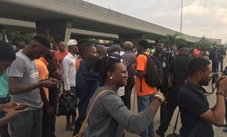 Police: Why we fired teargas at #RevolutionNow protesters (video)