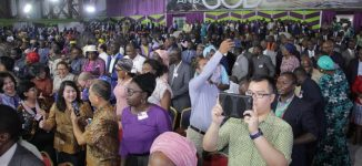 A night of prophecies, testimonies at RCCG convention