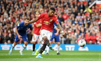 Manchester United take Chelsea to 1965 as Man City, Liverpool thrash opponents