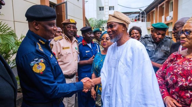 I don't know much about interior ministry - Aregbesola