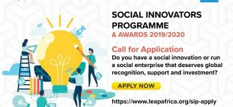 LEAP Africa calls for application into its 2019 innovators programme
