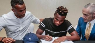 Chukwueze, Super Eagles winger, signs with Jay-Z's Roc Nation Sports