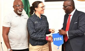 Sanwo-Olu: Lagos ready to host Africa's first FIFA U20 Women's World Cup