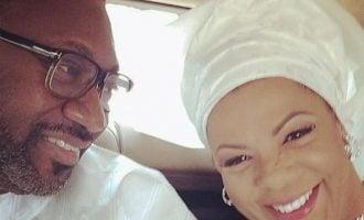 'Iyawo, great mum' – Femi Otedola eulogizes wife on her birthday