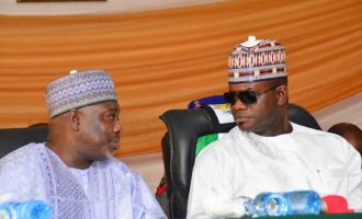 The constitutional crisis in Kogi