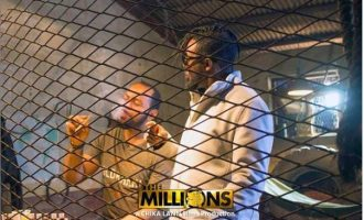 WATCH: Ramsey Nouah, AY play crime partners in 'The Millions' trailer