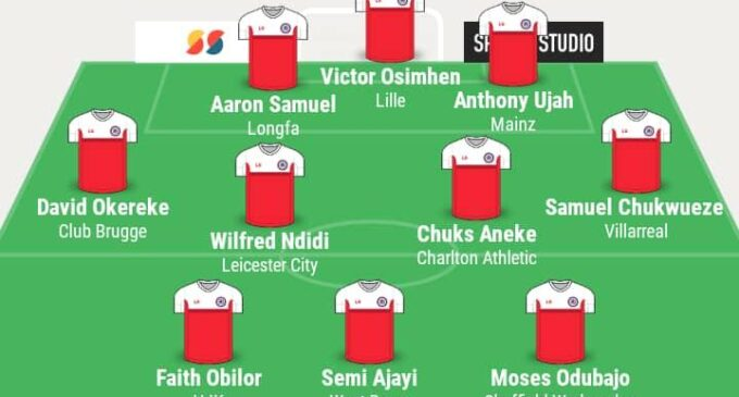 Osimhen, Okereke, Samuel…TheCable's team of the week