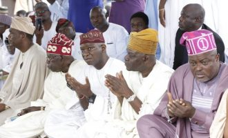 We must make sacrifices for this country, says Tinubu