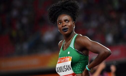 Tokyo Olympics: Amusan narrowly misses out on medal in women's 100m hurdles
