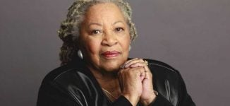Toni Morrison: A great black African dame of literature