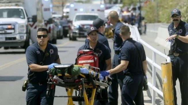 '30 killed', several injured in mass shootings at two US stores