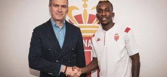 Onyekuru joins Ikpeba's former club, AS Monaco, in €20m deal