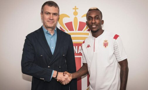 Onyekuru joins Ikpeba's former club, AS Monaco, in €20m deal