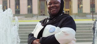 CLOSE-UP: Zulfat Suara, the Nigerian who may become the first Muslim lawmaker in this US state