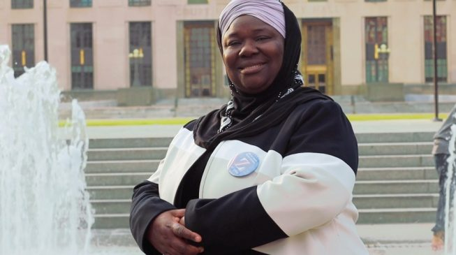 CLOSE-UP: Zulfat Suara, the Nigerian who may become the first Muslim lawmaker in US state