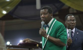 Adeboye: What God told me before Osinbajo's plane crash