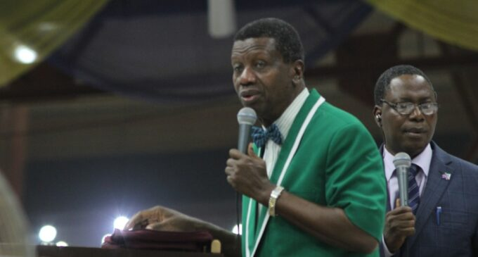 RCCG excommunicates pastor 'for attempting adultery'