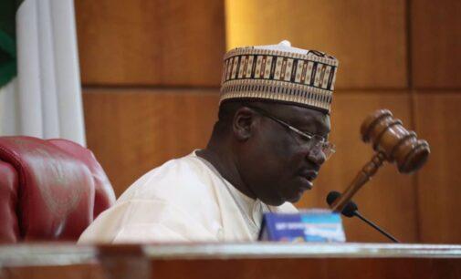 Senate passes N10.59trn 2020 budget