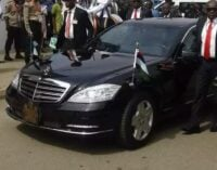 SHOCKER: Aso Rock got N15bn for cars, generators and travels in 10 years