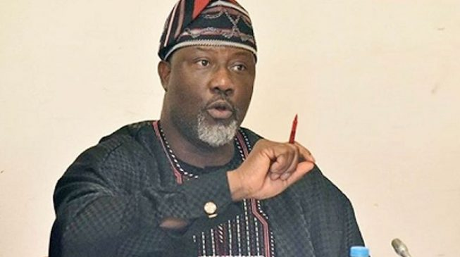 Melaye: My name is Daniel… I will not fall