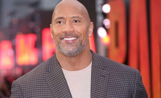 'The Rock' tops Forbes' 2019 highest-paid actors list