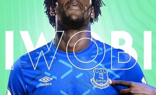 Iwobi's move to Everton finally goes through