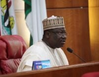 Lawan: Why senate attached conditions to e-transmission of election results