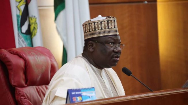 Lawan: Govt should be run like business — and non-performers sacked