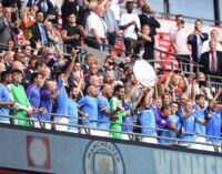 Man City defeat Liverpool on penalties to retain Community Shield