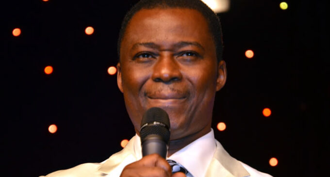 Olukoya: MFM doesn't celebrate Christmas because it is not in the Bible