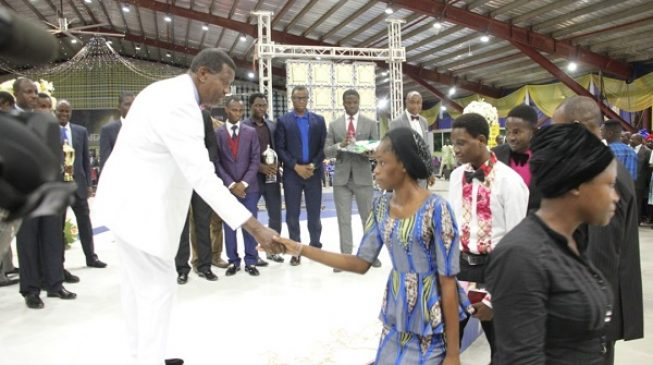 RCCG convention closes with 109 babies, 1885 new pastors