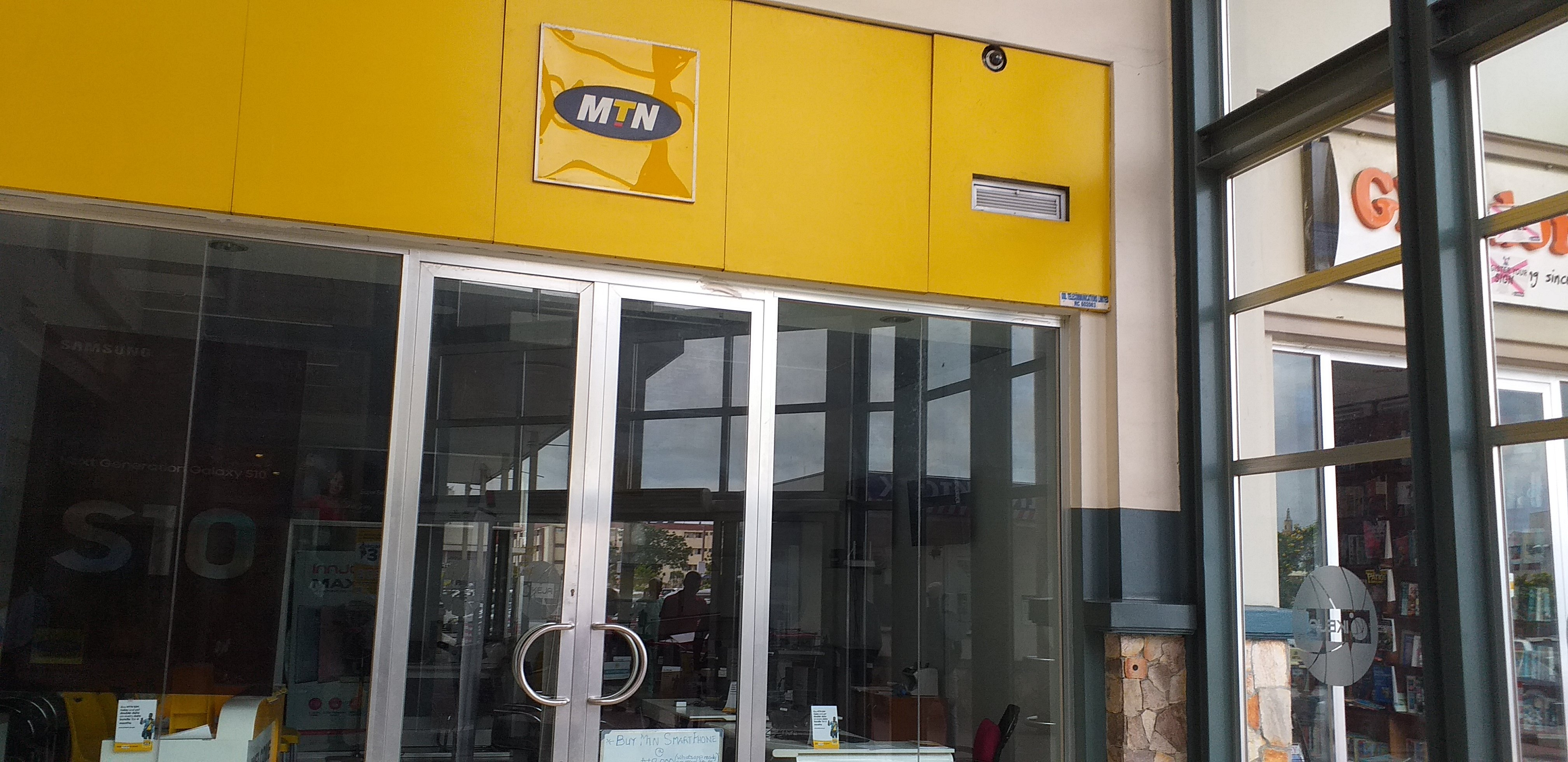 PHOTOS: Shoprite, DStv back to life at Ikeja mall but MTN office remains closed