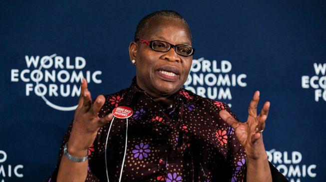VIDEO: Ezekwesili gets special session to speak on xenophobia at World Economic Forum