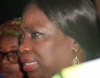 Dabiri-Erewa releases video of NIDCOM staff blocked from office