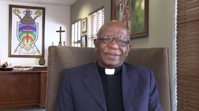 This is xenophobia NOT just criminality, South African bishop tackles govt