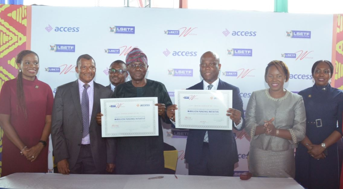 Lagos, Access Bank introduce N10bn loan programme for women-owned businesses - TheCable