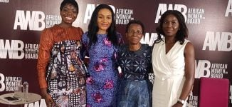 Liberia VP, NSE CEO take campaign for African women to UN