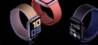 Apple Watch Series 5 arrives with an always-on display