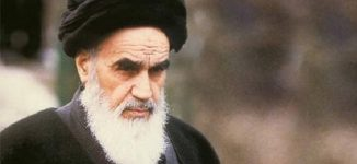 The ghost of Ayatollah Khomeini