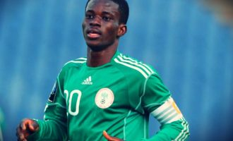 Azeez is 'happy to be back' as Rohr names squad for Brazil clash