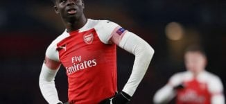 Saka shines for Arsenal in Europa League win as Man United records narrow win