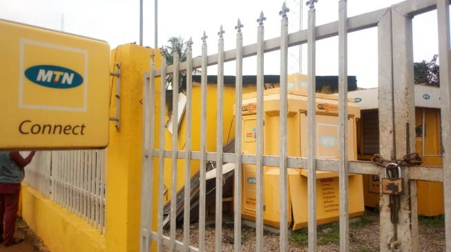 Xenophobia: MTN shuts ALL its offices nationwide