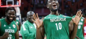 D'Tigers defeat China, become first to qualify for 2020 Olympics